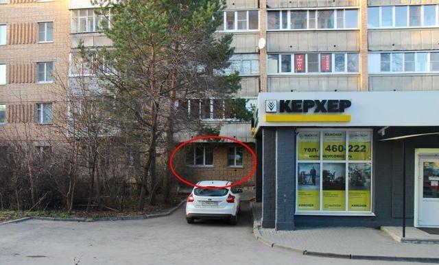 улица Дзержинского, д.59 к3